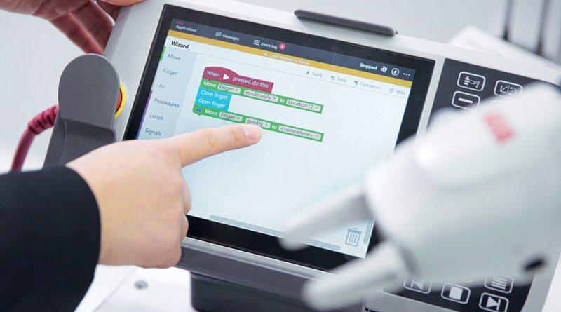 La programmazione dei robot è ancora più intuitiva