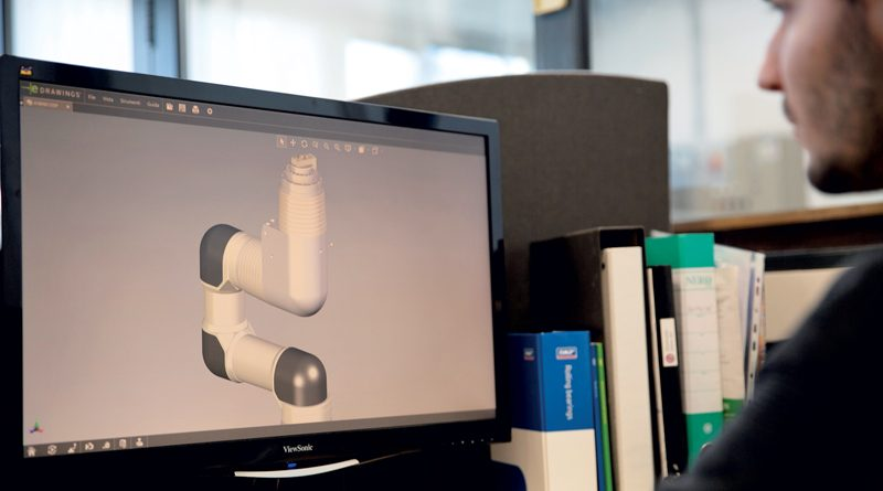 Una piattaforma di soluzioni robotiche per l'industria del futuro