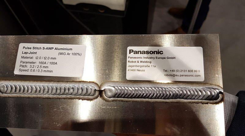 Una funzione software specifica per saldare leghe di alluminio