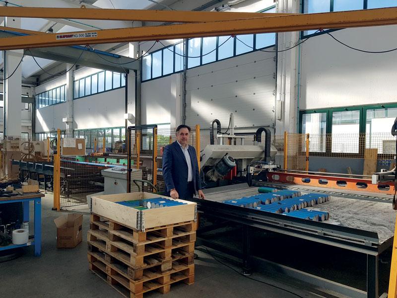 Abbiamo parlato con Gabriele Guizzardi, uno dei soci fondatori dell'azienda.