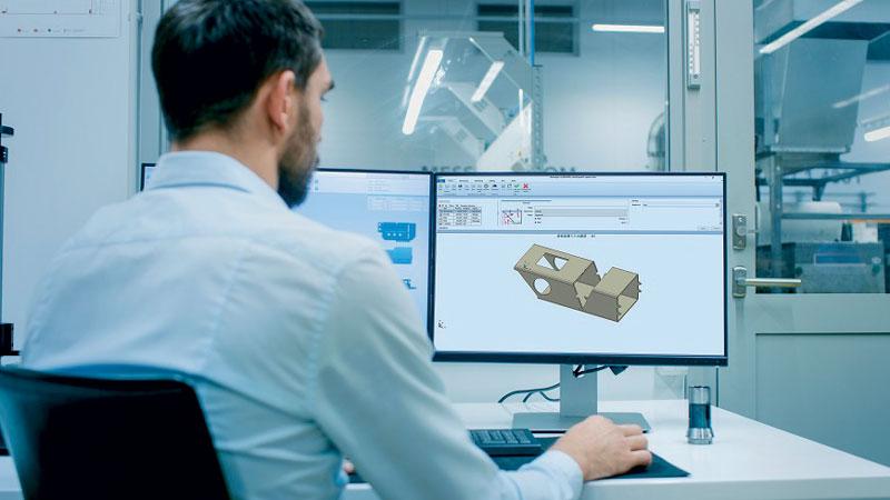 Lantek Expert include ora funzioni che assistono la gestione della produzione in officina.