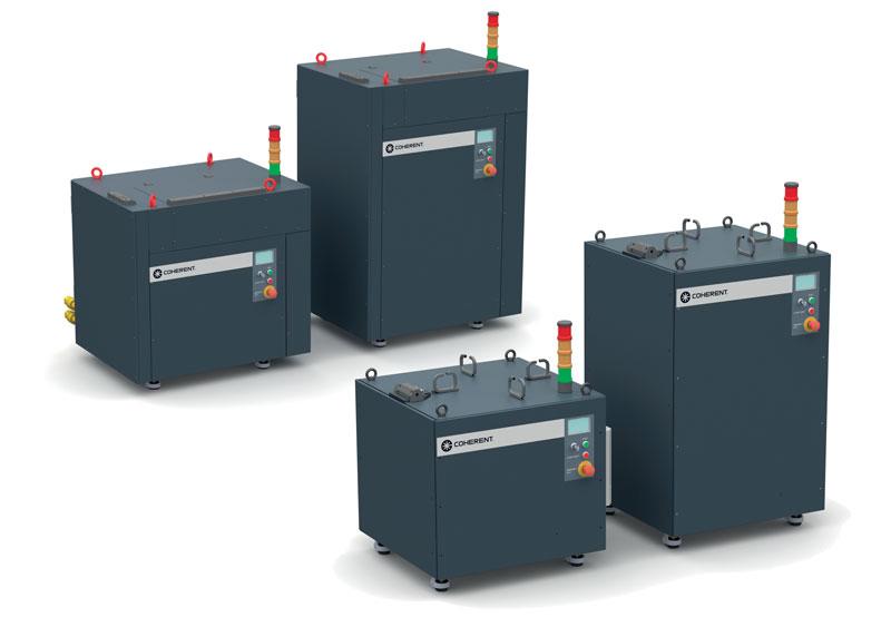 Il nuovo laser a fibra Coherent si basa sul successo della serie di laser a fibra Coherent HighLight ARM.