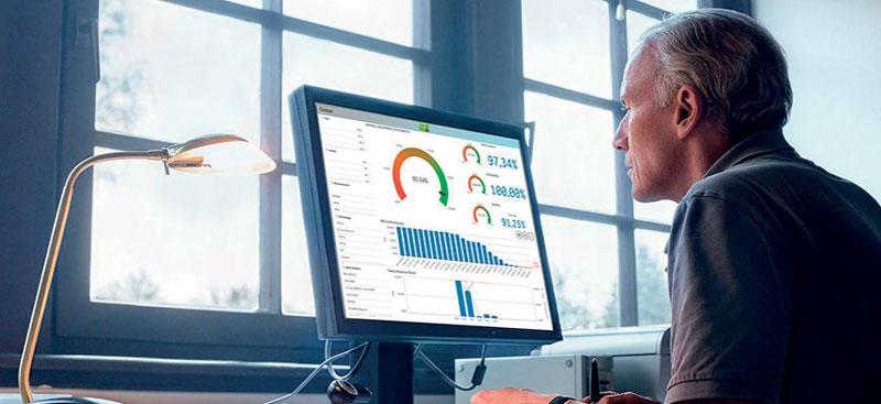 Lantek MES Manager ha ora una nuova estensione, MES Monitoring, che mostra, graficamente e in tempo reale, la sequenza di operazioni per ogni centro di lavoro.