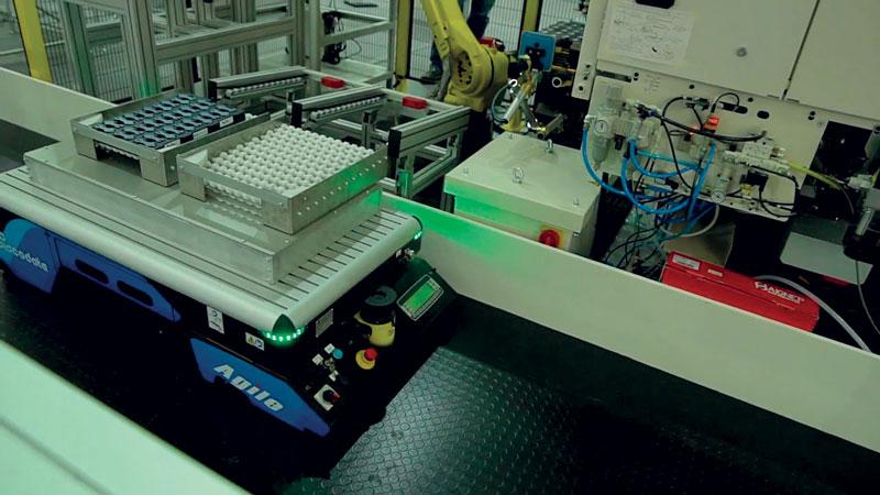 In ambito industriale è importante scegliere l'AGV più adatto alle applicazioni per cui serve.