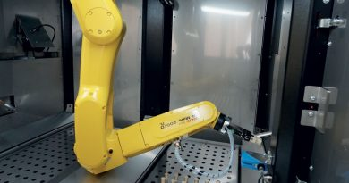 Tamponi senza contatto grazie ai robot