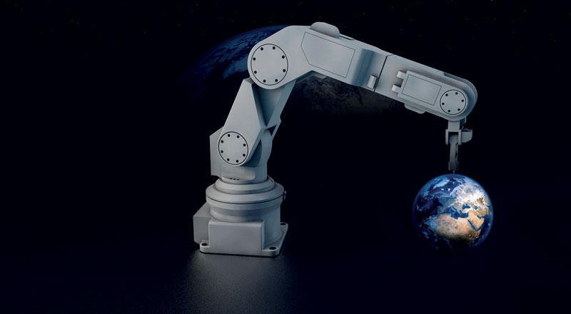 I robot e la rivoluzione imposta dal Covid-19
