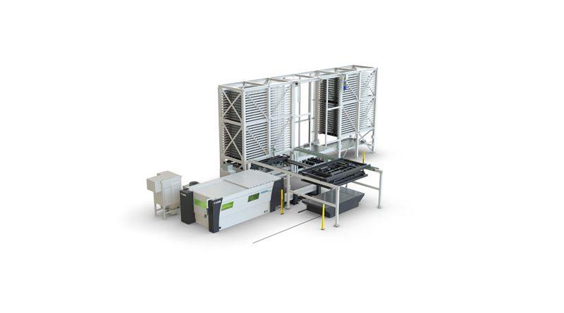 Nuovi sistemi di automazione a torre e magazzino