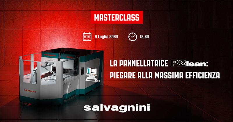 Masterclass digitale sulla pannellatura