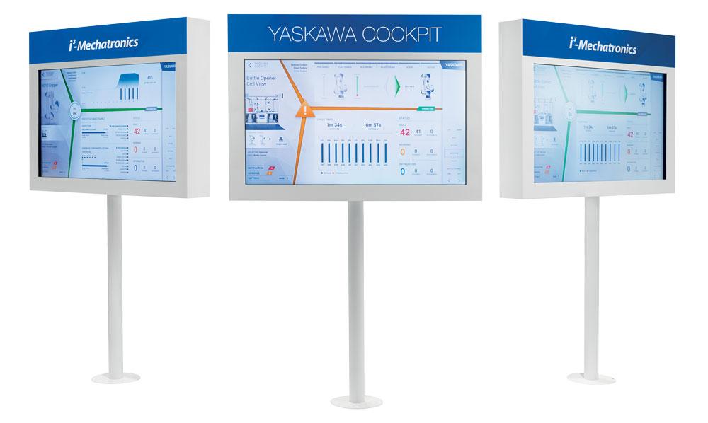 L'automazione in generale e il concetto di meccatronica innovativa che Yaskawa sta sviluppando servono per migliorare la fabbrica e vanno a impattare sulla nostra vita quotidiana.