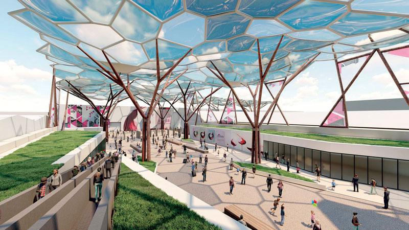 L'opera di PICHLER Projects è partita dall'elaborazione di un modello 3D originato dal BIM ricevuto dal progettista strutturale dell'opera.