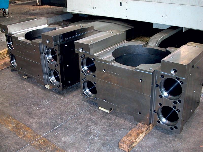 Figura 5. Guarnitura con sistema di bilanciamento idraulico.