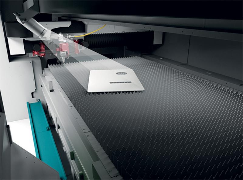 SVS1, con una singola telecamera a inquadrare lo spezzone, è dotata di un campo di lavoro 1.600 x 1.500 mm.