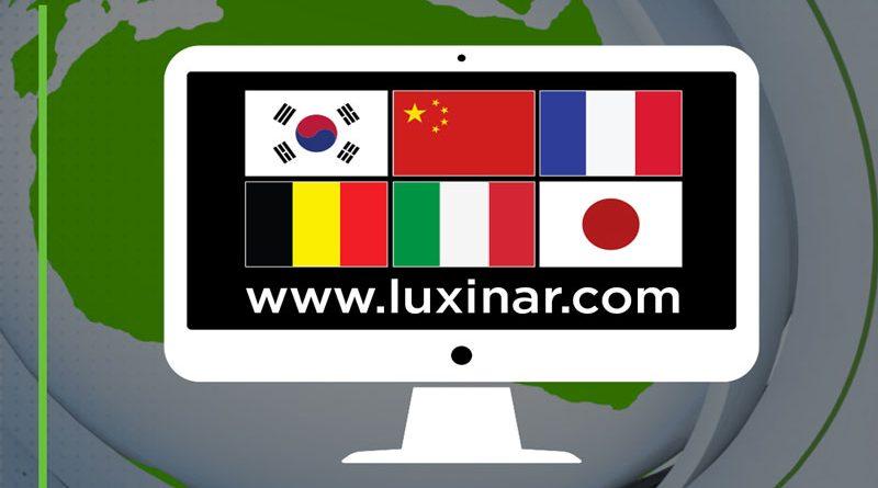 Il nuovo sito multilingue