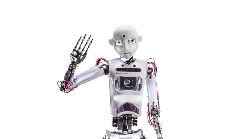 """Dal 26 novembre parte la mostra """"Robot. The Human Project"""""""