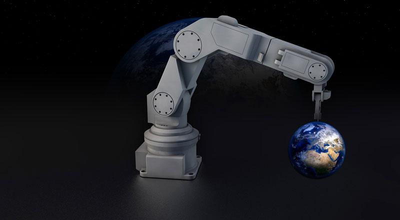 Si parlerà di robot