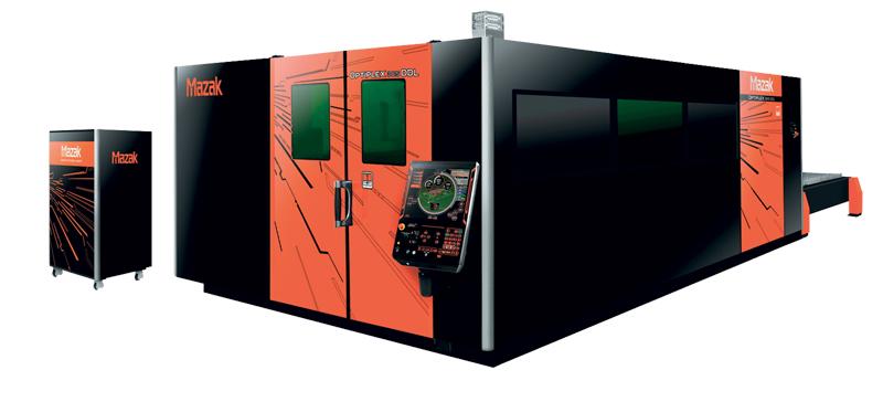 La Optiplex 3015 DDL è una macchina adatta per il terzista puro; rendimento, qualità e lunghezza d'onda più corta fanno sì che questo sistema di taglio riesca ad assicurare grandi vantaggi sia a chi ricerca l'efficienza e quindi il basso costo del pezzo, sia al cliente che cerca la qualità.