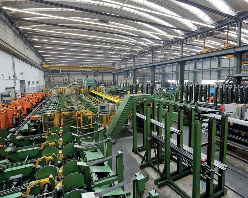 Attraverso la regolazione mirata dei parametri del processo di trafilatura, Steeltec è in grado di influenzare la struttura e le caratteristiche meccano tecnologiche degli acciai speciali.