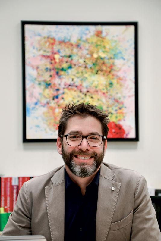 Andrea Dallan, Amministratore Delegato di Dallan spa