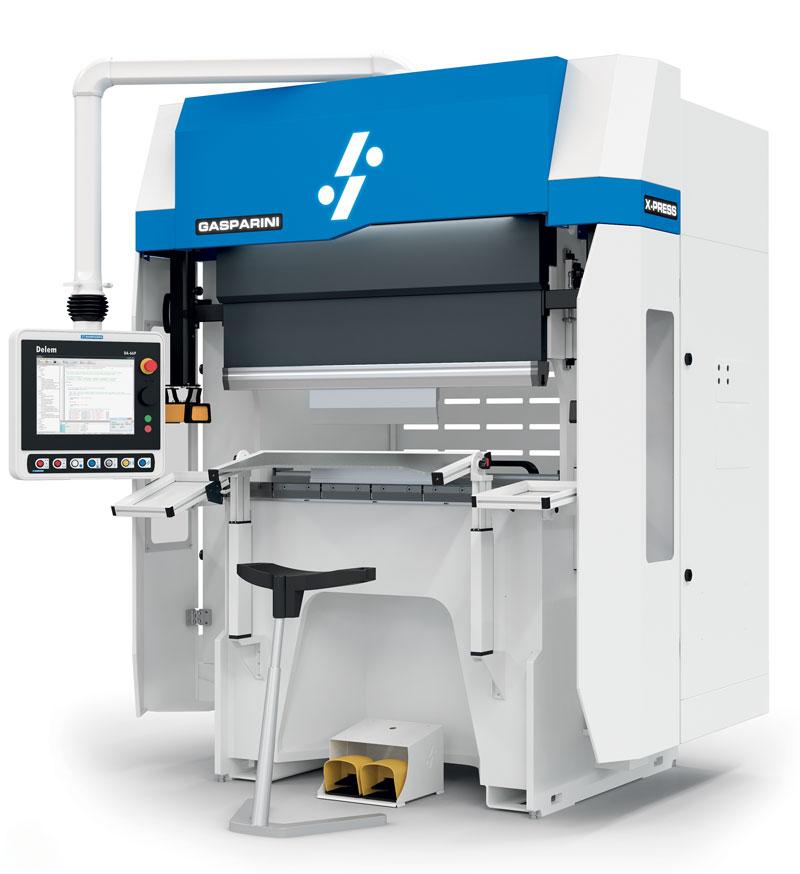 Le presse piegatrici Gasparini sono in linea con il modello Industria 4.0 e hanno ricevuto la Certificazione del Polo Tecnologico di Pordenone.
