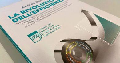 La rivoluzione dell'efficienza: il nuovo libro di Andrea Dallan