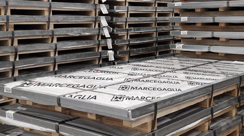 Un'ampia offerta di lamiere in acciaio al carbonio