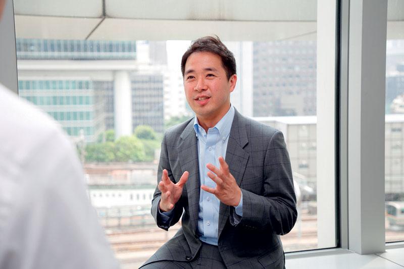 Hajime Sugiyama, Industrial IoT Evangelist della divisione Factory Automation di Mitsubishi Electric Corporation. (Fonte: Mitsubishi Electric Corporation, Japan)