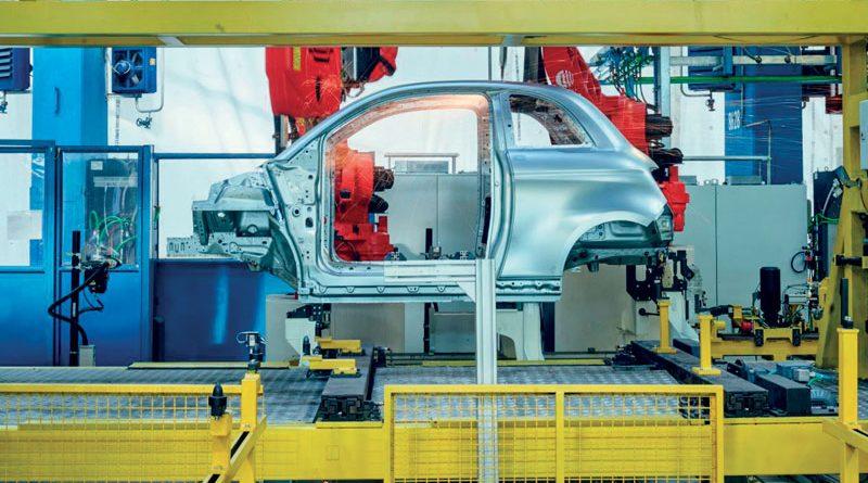 "La ""Fiat 500"" full-electric è totalmente Made in Turin"