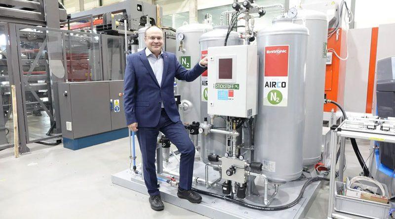 Produrre in autonoma l'azoto nella quantità necessaria