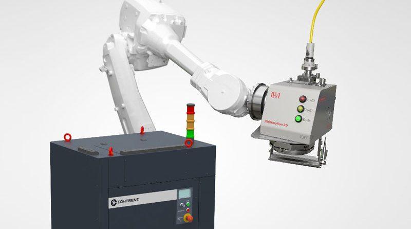 Un accordo per la saldatura laser