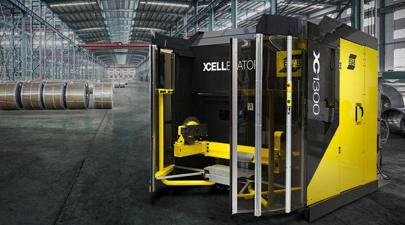 Un accordo per le celle robotizzate di saldatura