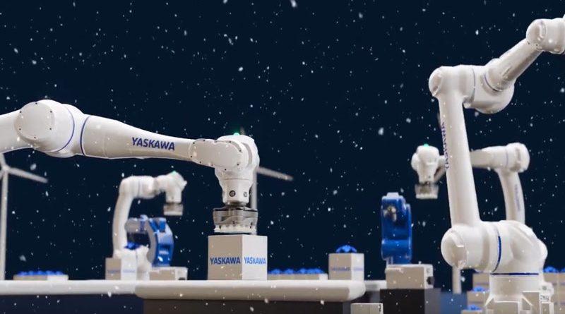 Lo spettacolo dei robot