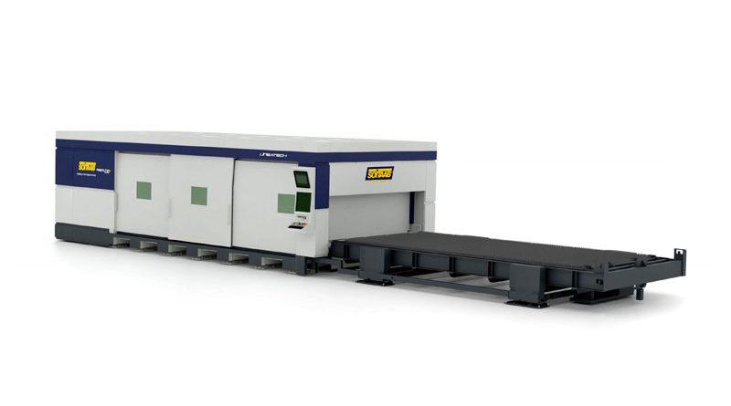 Velocità e precisione nel taglio laser