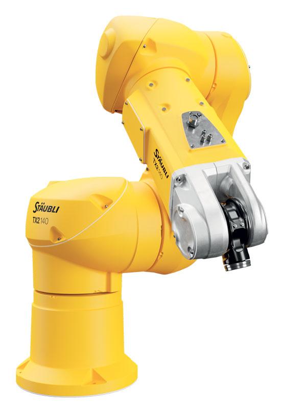 Tutti i robot a sei assi utilizzano la tecnologia di controllo intelligente CS9, rendendo più semplice la creazione di soluzioni multi-robot in ambienti di produzione in rete digitale.