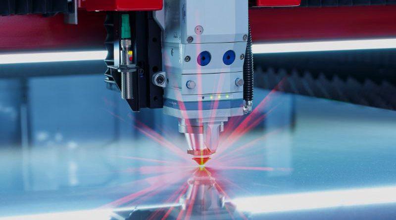 Il sistema di taglio laser in fibra Dynamicline di TCI Cutting.