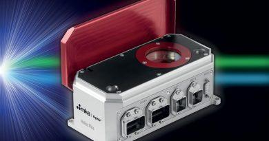 Misura in automatico la potenza del laser blu, verde e IR