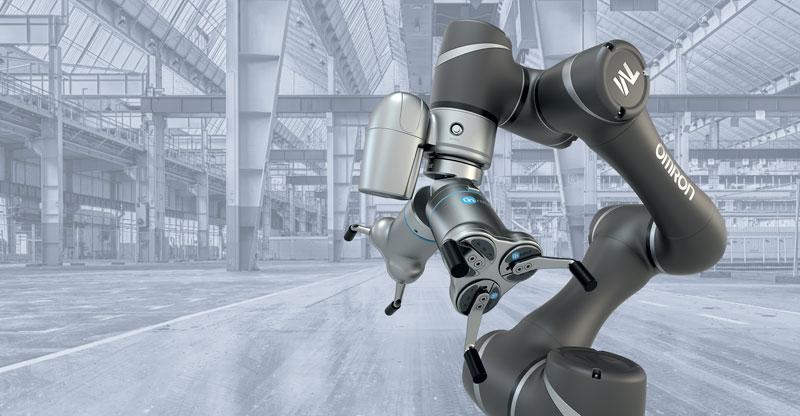 La facilità con cui i prodotti OnRobot possono essere integrati con il cobot OMRON TM è stato un fattore chiave nella decisione di stringere questo nuovo accordo.