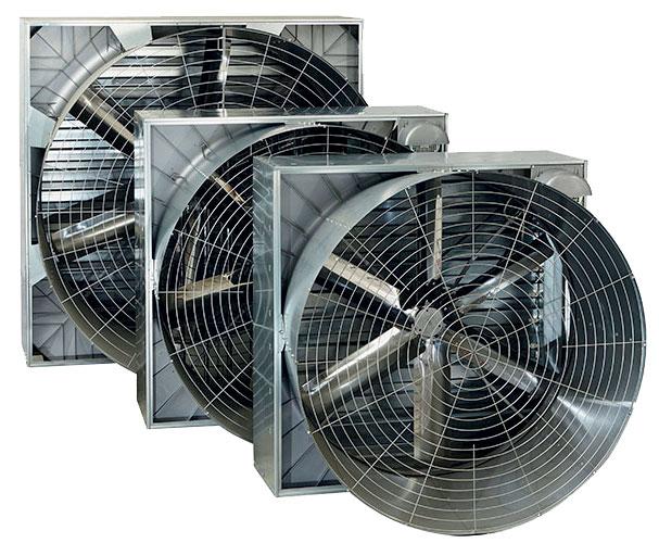 Dal 1986, Gigola & Riccardi S.p.A. è leader mondiale nella fabbricazione di attrezzature per la ventilazione e il raffrescamento di allevamenti, serre e industrie.