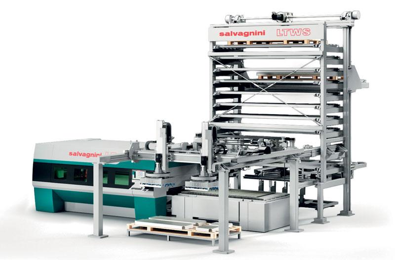 Il miglioramento delle prestazioni dei sistemi automatizzati, ha permesso a Salvagnini di recuperare quote rilevanti di efficienza.