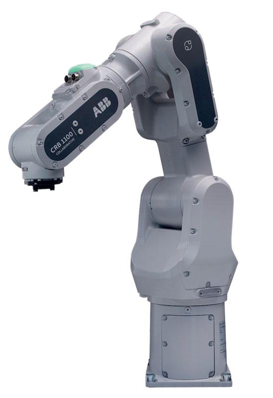 Con una velocità di 5 m/s, SWIFTI™ è un robot industriale collaborativo veloce e preciso per capacità di carico fino a 4 kg, progettato per colmare il divario tra robotica collaborativa e industriale.