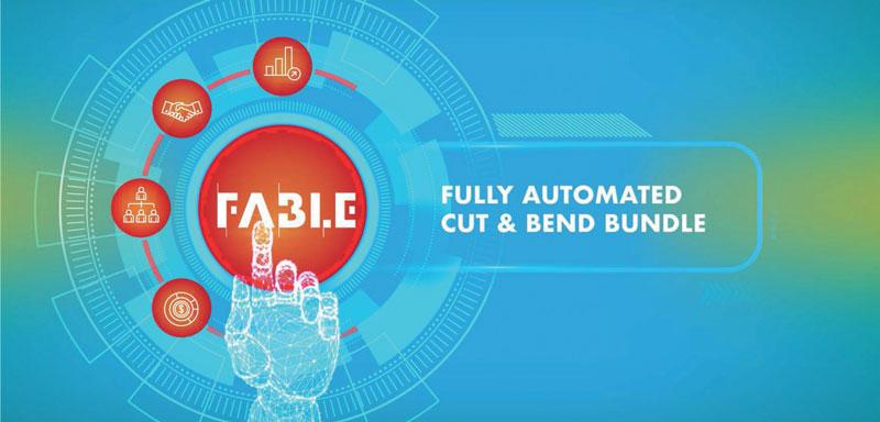 FABLE è la nuova suite integrata di software messa a punto da Libellula per gestire l'intero flusso di lavorazione della lamiera.