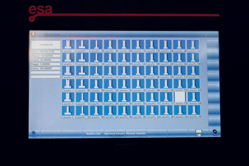 A livello software, grazie alla collaborazione con ESA, tutto è reso estremamente user friendly.