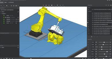 Programmare i robot è ancora più facile e intuitivo