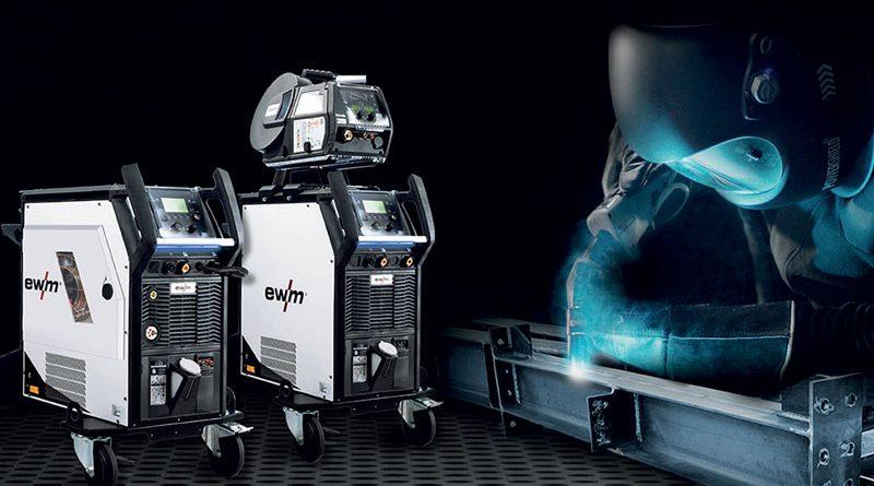 Con i suoi nuovi generatori per saldature MIG/MAG multiprocesso Phoenix XQ puls e Taurus XQ Synergic, EWM amplia la sua serie XQ con Titan XQ puls.