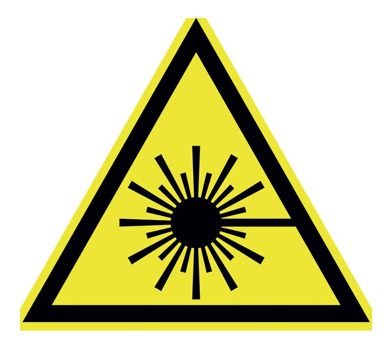 La sicurezza laser innanzitutto!