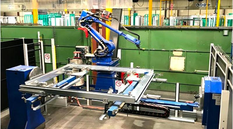 La cella Yaskawa soddisfa la necessità di Liderkit di aumentare la capacità produttiva e ottenere la massima qualità nella finitura dei pezzi.