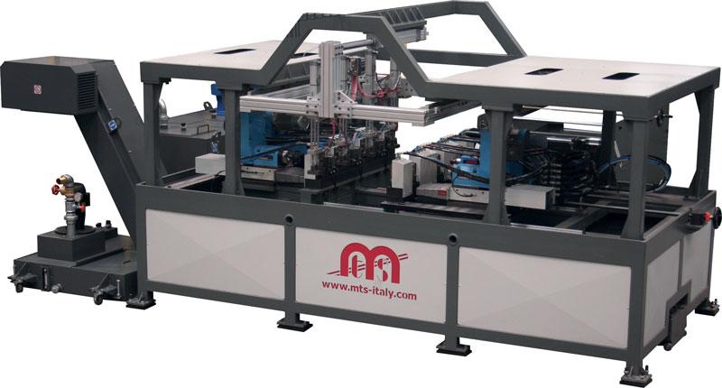 Impianto Transfer realizzato da MTS.