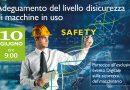 Adeguamento del livello di sicurezza delle macchine in uso