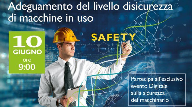 livello di sicurezza delle macchine in uso