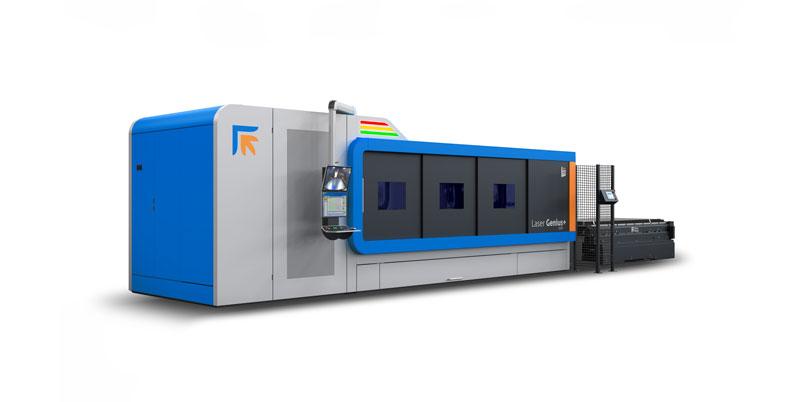 La nuova macchina laser 2D Laser Genius+ di Prima Power.