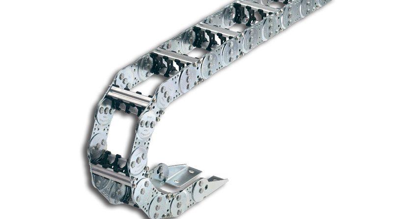 La catena compatta serie TKSR è un progettata per l'impiego nel sollevamento aereo.